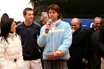 Vincitore del Torneo Internazionale di Tennis Future 2006