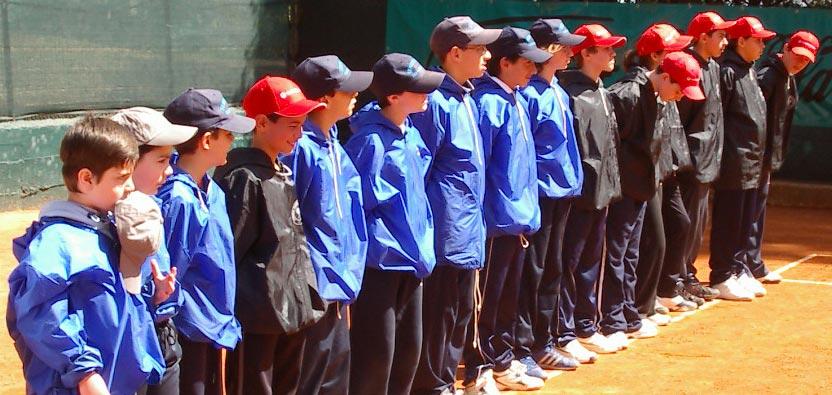 Presso il Tennis Club Caltanissetta vengono organizzati i tornei regionali a squadre