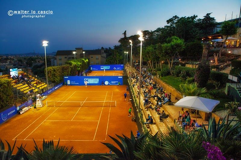Torneo sociale di tennis tra i soci iscritti al Club di Caltanissetta