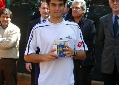 Future 2005 - Torneo di Tennis Caltanissetta