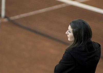 Giudice di linea del Torneo Internazionale Challenger 2010