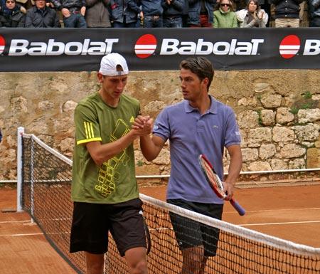 Finale del Torneo singolare maschile Challenger 2009