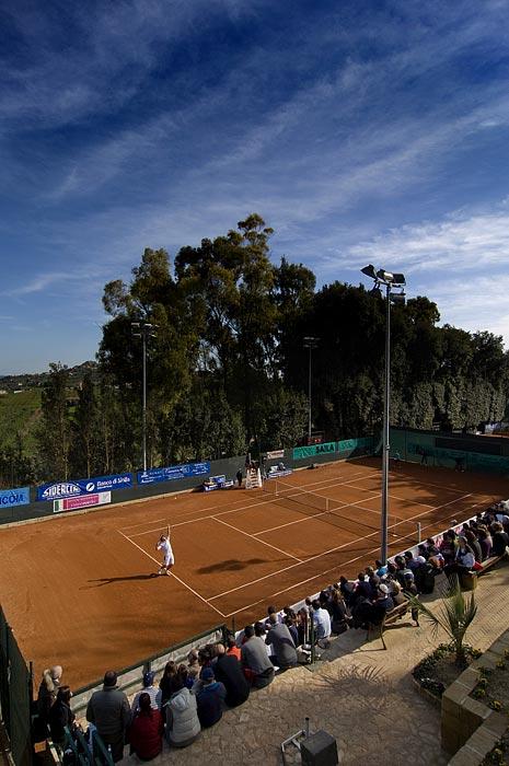 Torneo di Tennis a Caltanissetta presso il Tennis Club Villa Amedeo