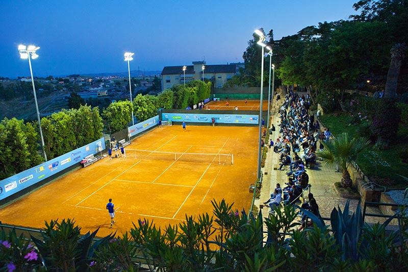 Tornei di Tennis presso il Tennis Club Caltanissetta