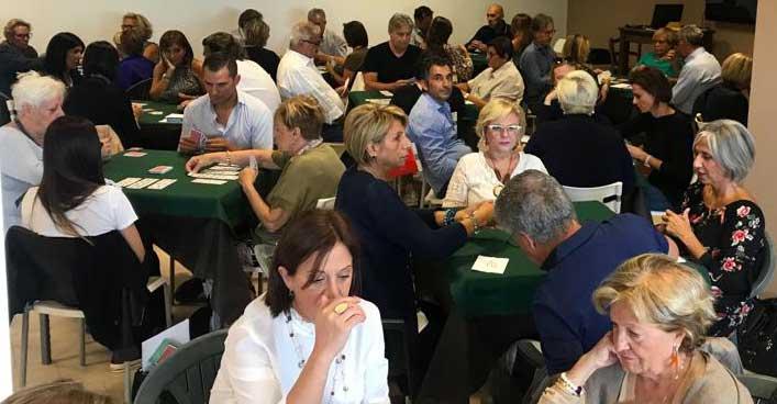 Torneo burraco al Tennis Club di Caltanissetta