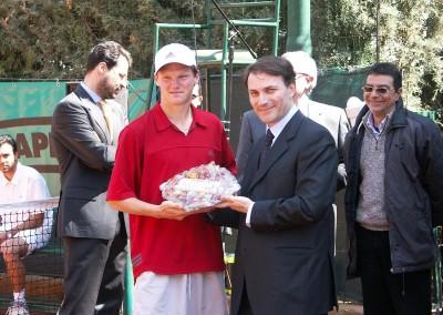Italy1 2004 - Torneo di Tennis a Caltanissetta