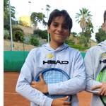 Ottima prestazione dei nostri giovani tennisti nel torneo Under 14 maschile
