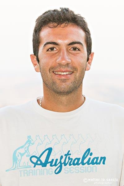 Gianluca Naso, vincitore del Torneo Internazionale di Tennis Future 2008