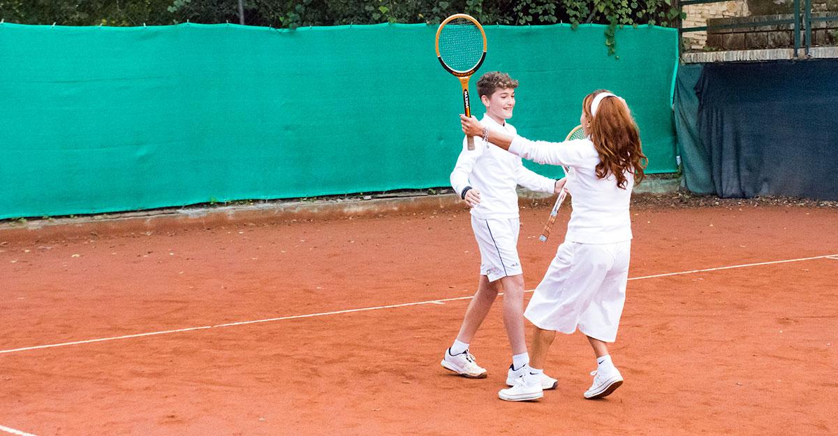 Marco Colore e Concetta Callerame vincono il Torneo Vintage 2019
